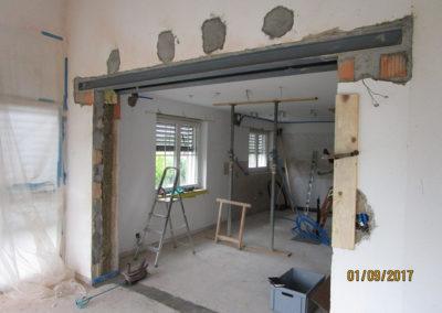 Umbau in Elsau