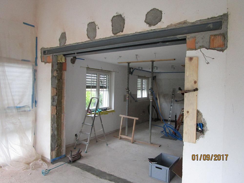 Küchen-Umbau in Elsau