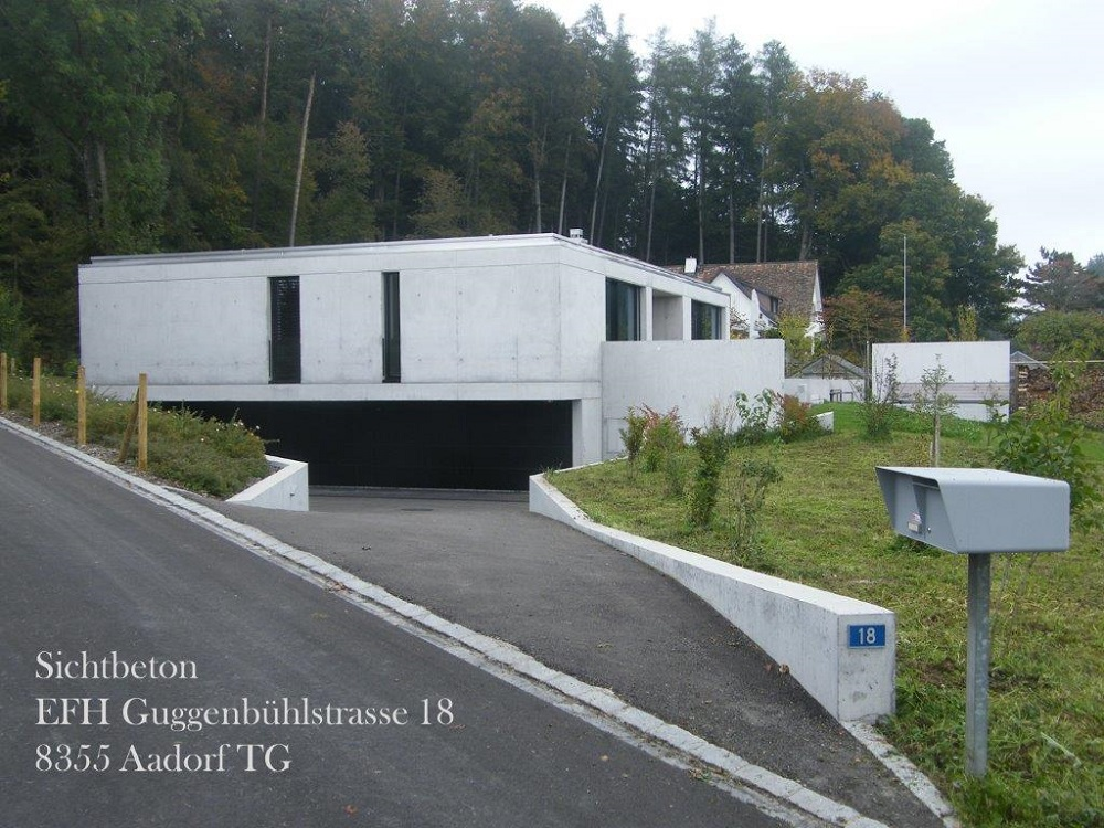 EFH Guggenbühlstrasse in Aadorf